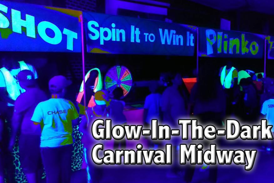 On-Location Glow Carnival