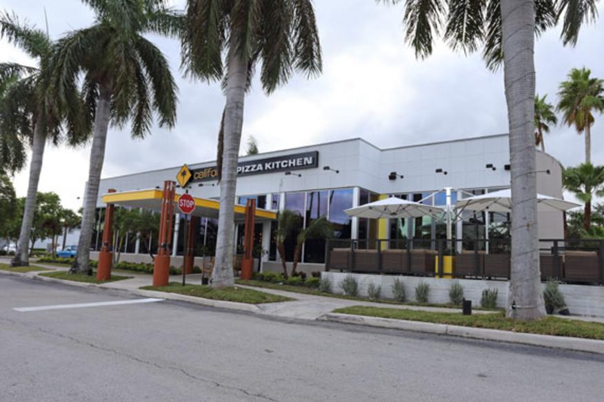 California Pizza Kitchen Fort Lauderdale Fl 33305