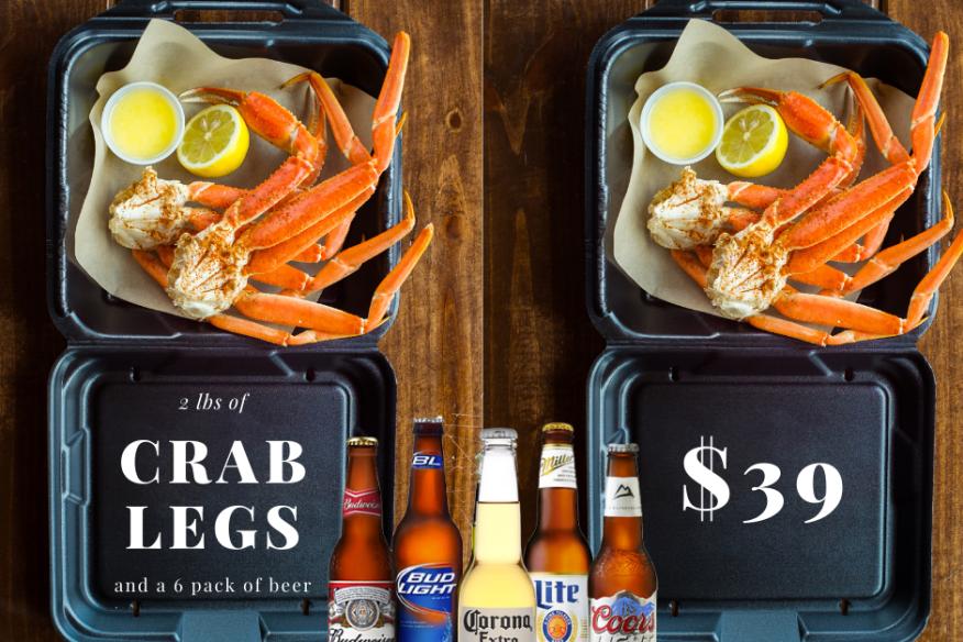 Crab n Beers