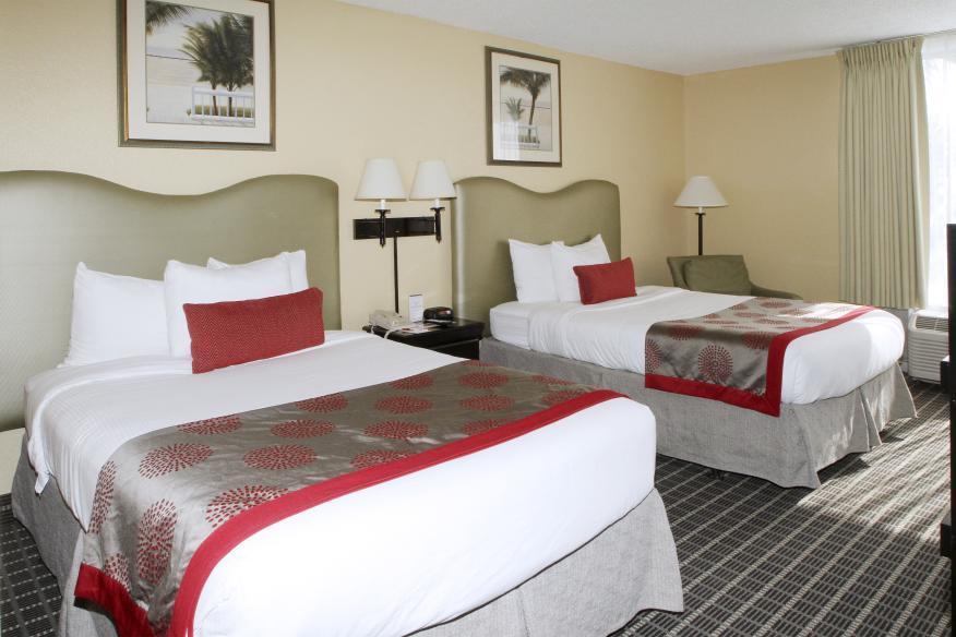 Guestroom Double Beds