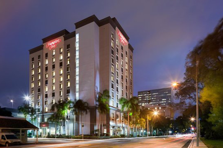 Hampton Inn Fort Lauderdale Downtown - Las Olas