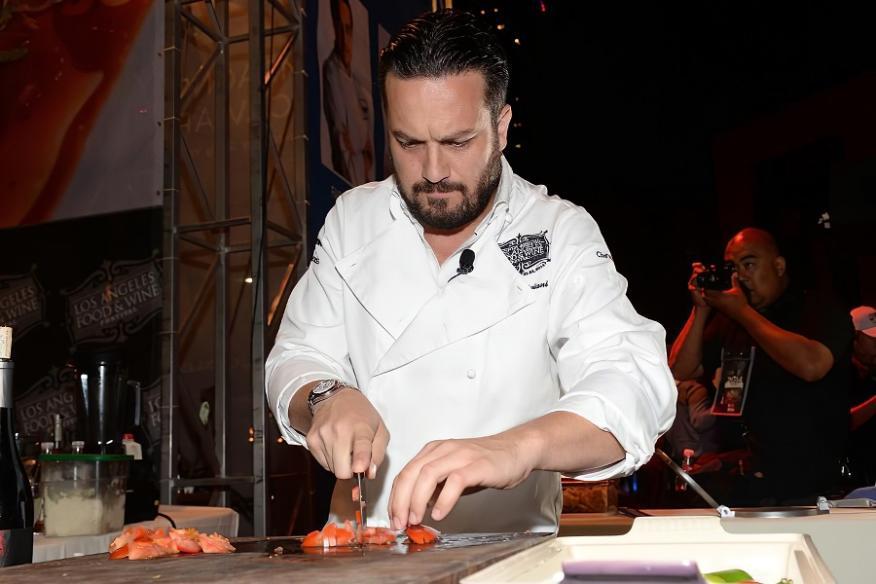 Fabio Viviani Cooking