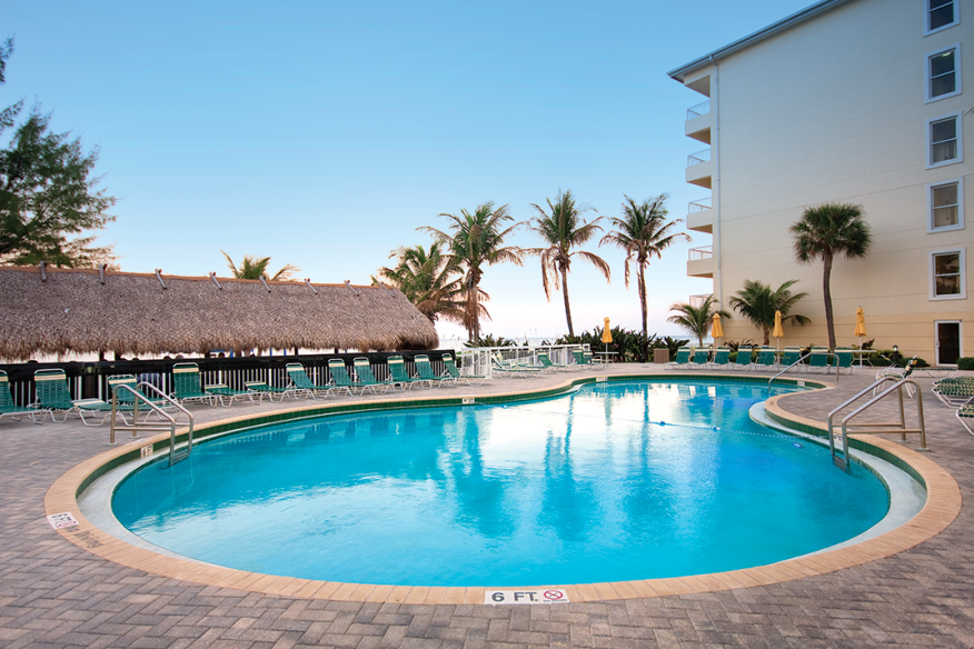 Wyndham Royal Vista, Outdoor Pool