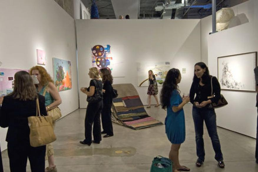 Exhibition: Under the Influence, 2008-2009