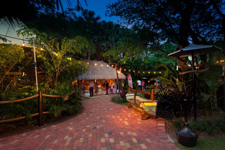 Our Tropical Isle is Magical and Enchanting