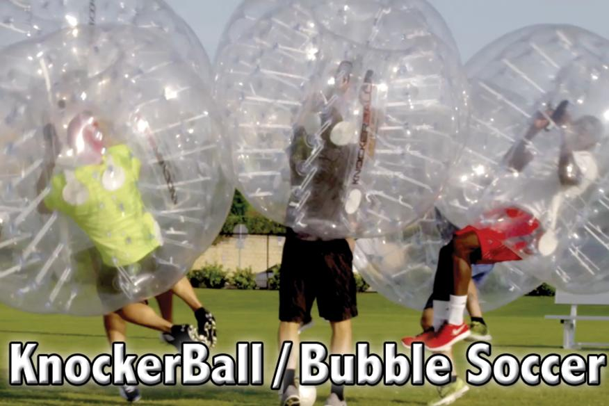 KnockerBall / Bubble Soccer