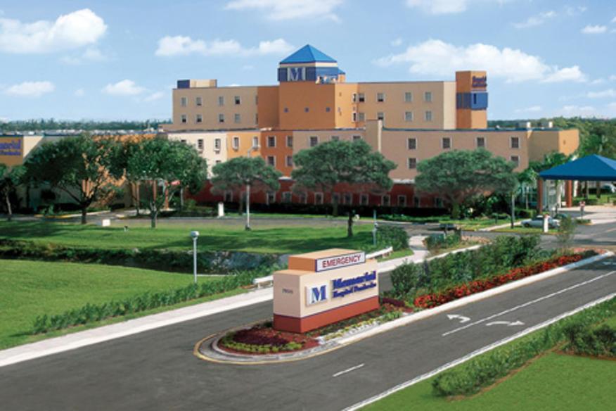 Memorial Hospital Pembroke