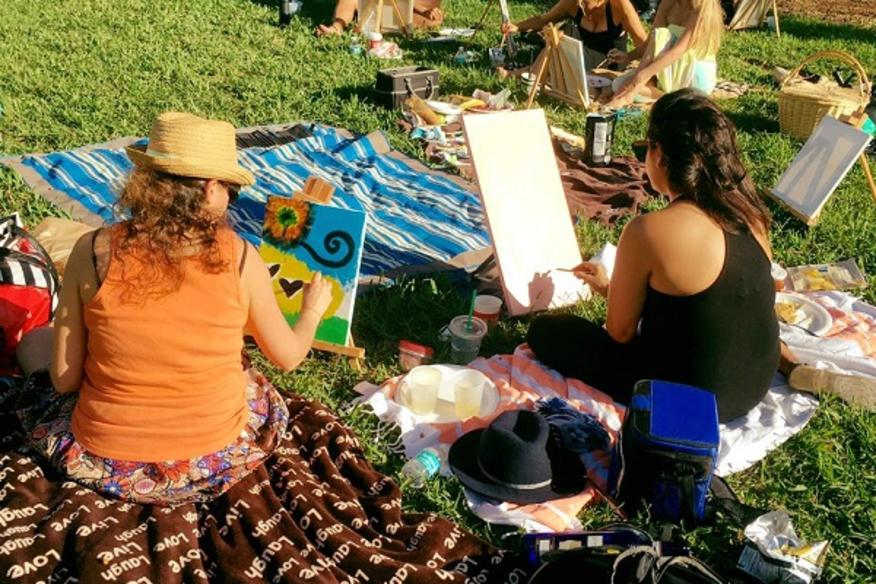 Painting Picnic