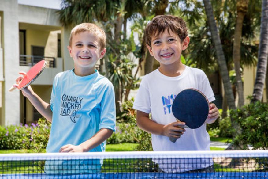 Park 66 ping pong