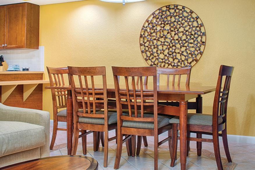 Pompano Beach, FL - Wyndham Santa Barbara Resort, Dining Area