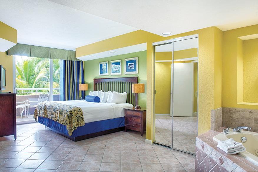 Pompano Beach, FL - Wyndham Santa Barbara Resort, Two Bedroom Master