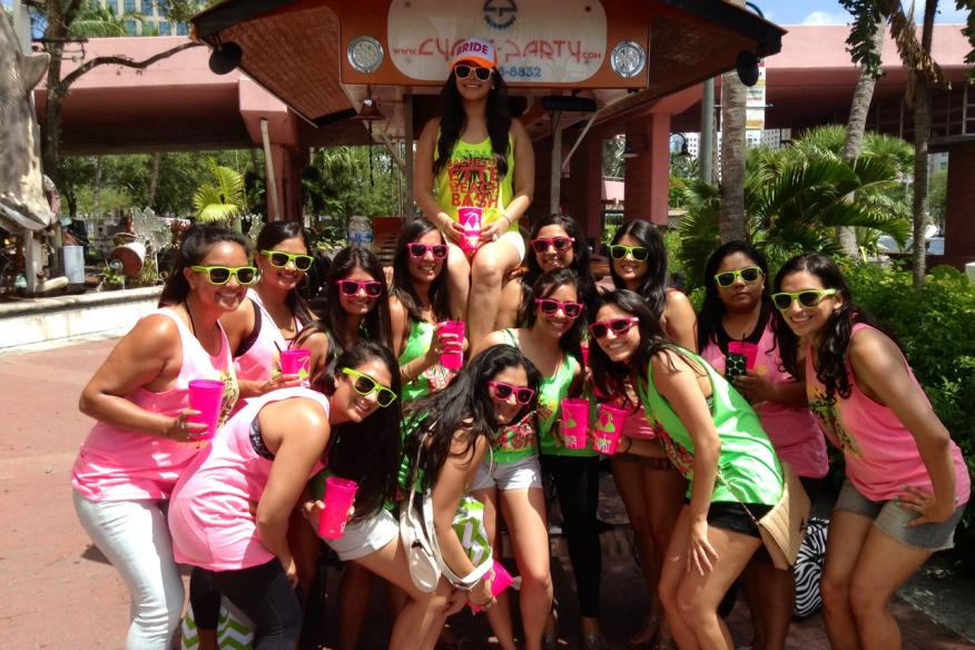 Bachelorette Parties are our specialty!