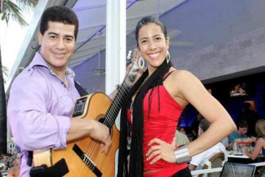 Rafael & Ligia perform Monday, Wednesday - Saturday