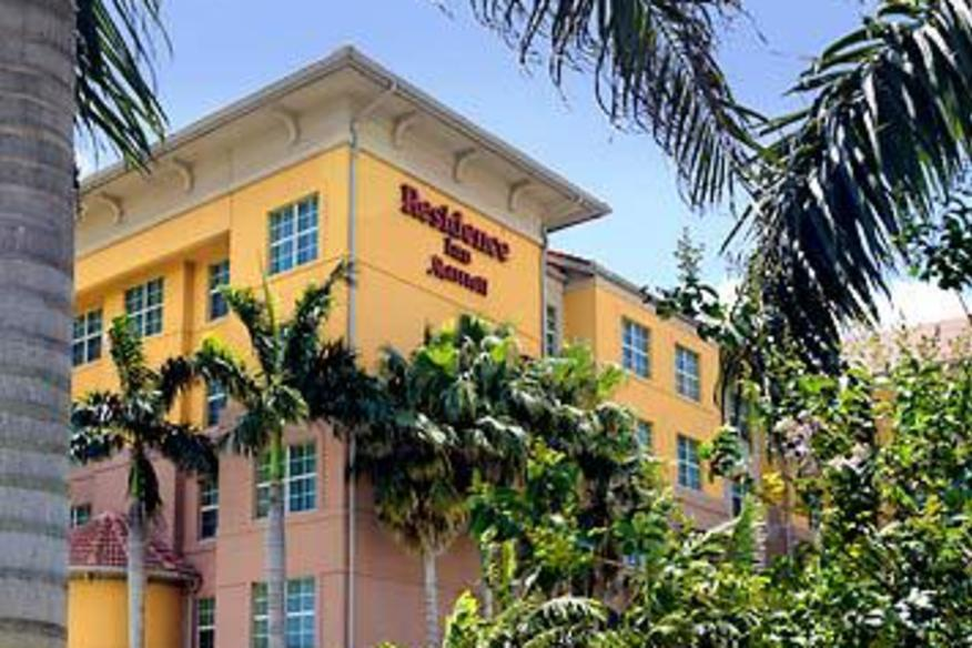 RESIDENCE INN BY MARRIOTT FORT LAUDERDALE SW-MIRAMAR
