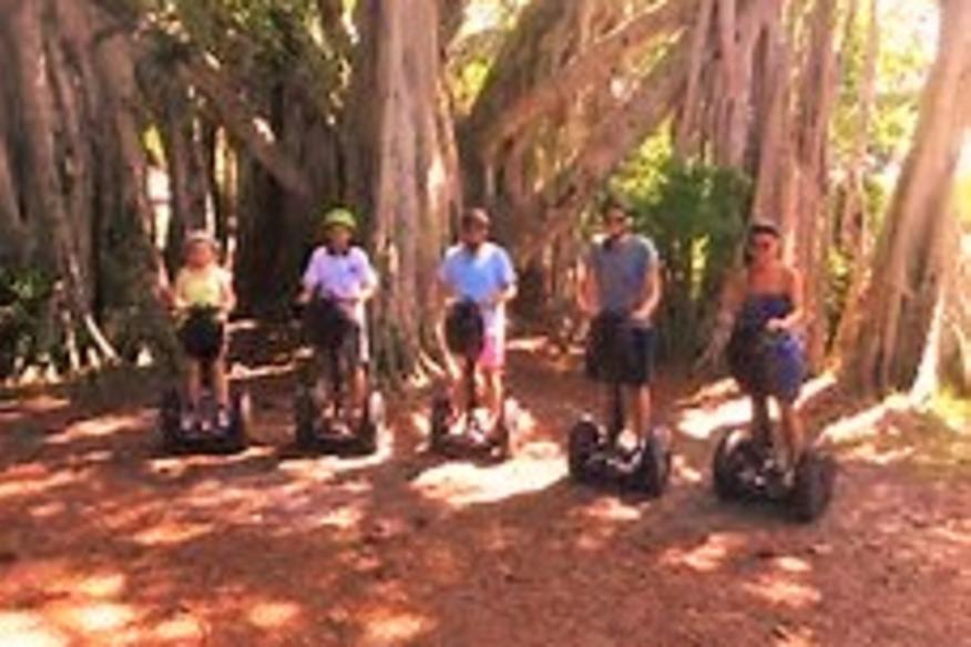 Segway's At the park