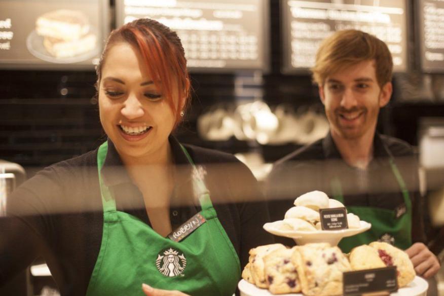 Starbucks Staff