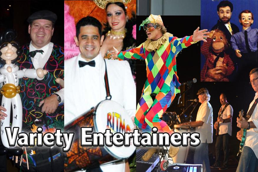 Variety Entertainment