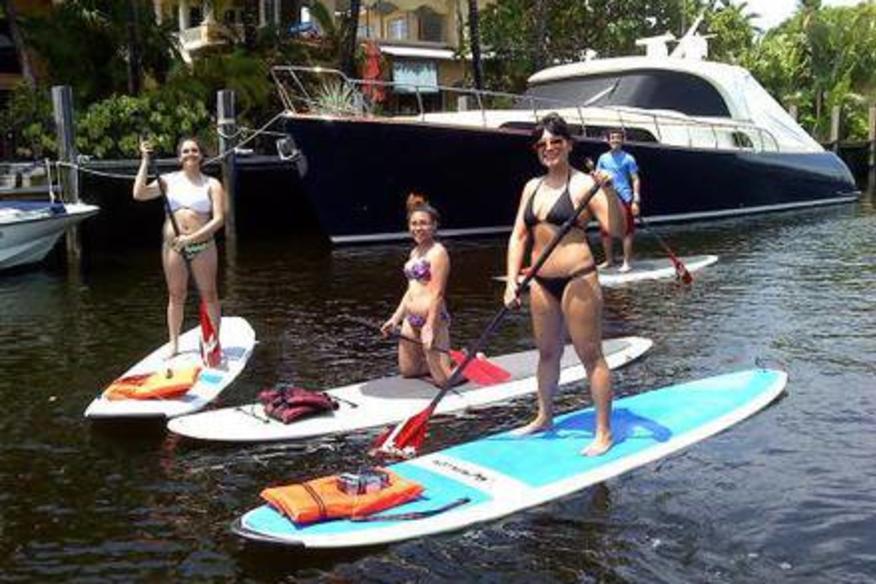 Sunrise Paddleboards