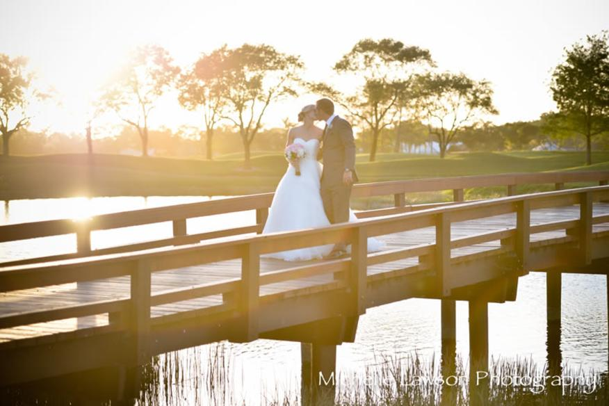 couple overlooking golf course