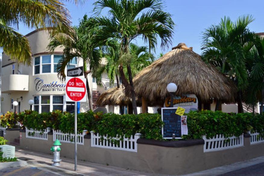 Caribbean Street View
