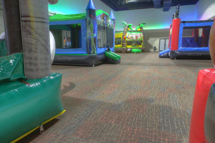 Bounce House entertainment