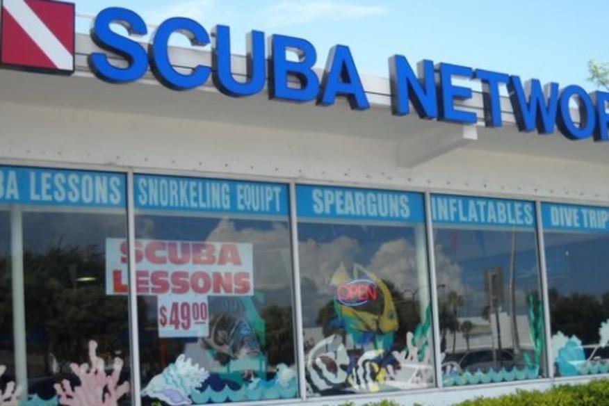 SCUBA NETWORK