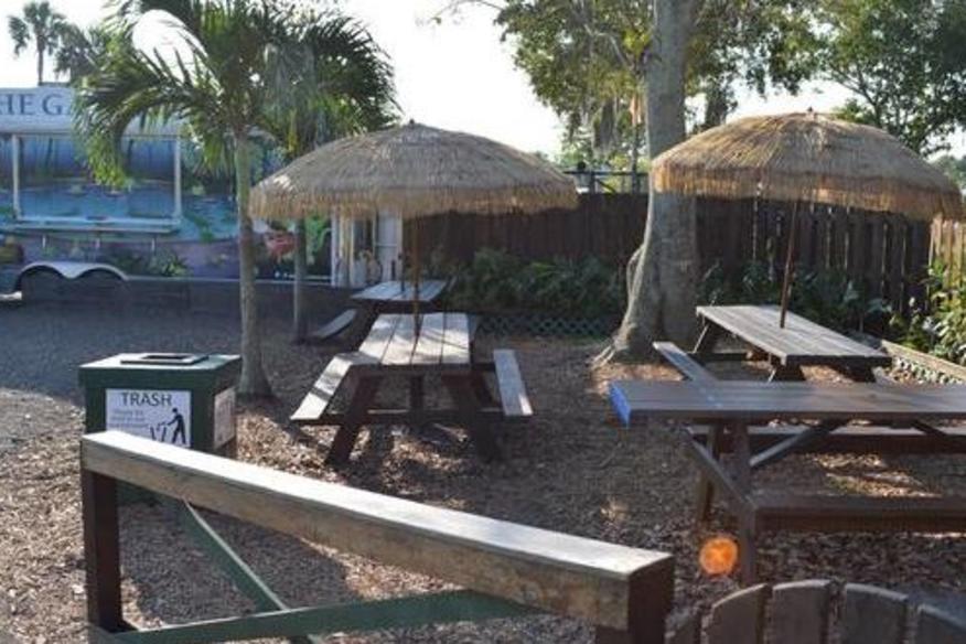 Gator Grill Picnic Area
