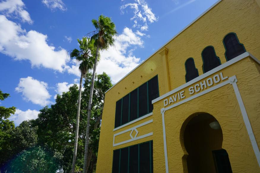 old davie school