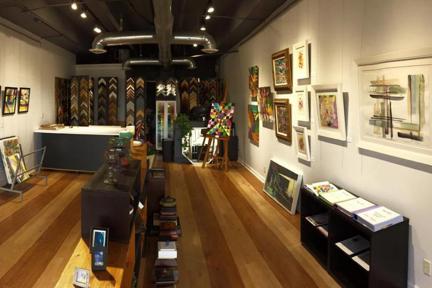 Gallery and Store