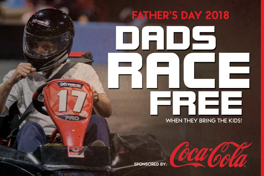 Father's Day - Dad's Race Free
