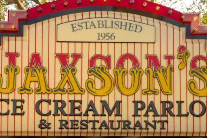 JAXSON'S ICE CREAM PARLOR RESTAURANT