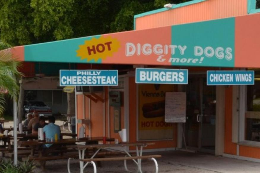 HOT DIGGITY DOGS & MORE