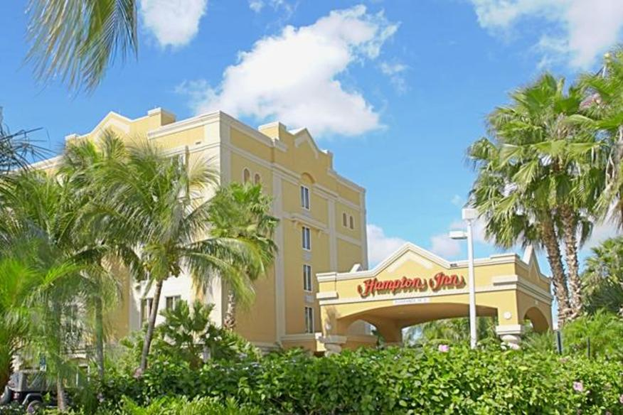 Hampton Inn Plantation