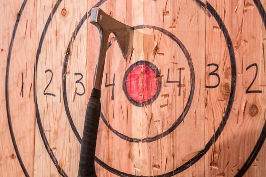 Axe Bullseye