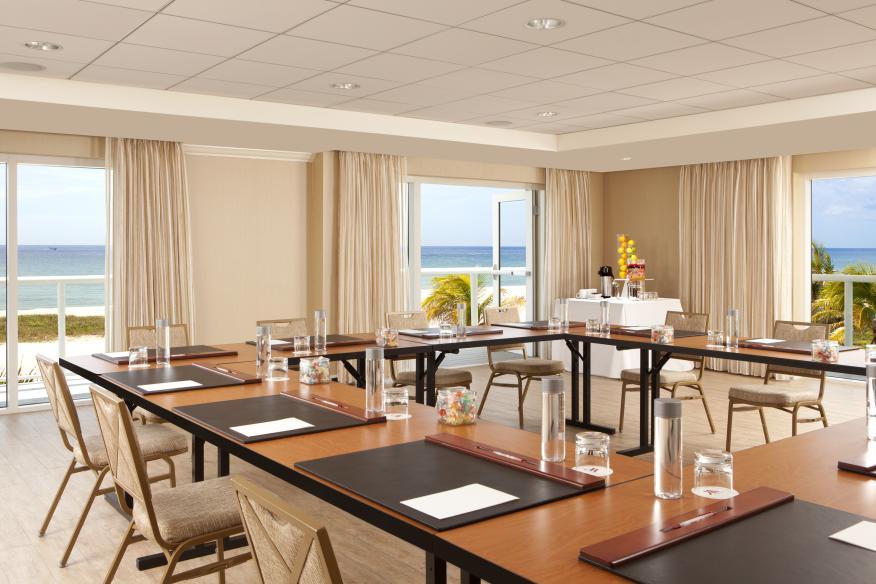 Oceanfront Meeting Space