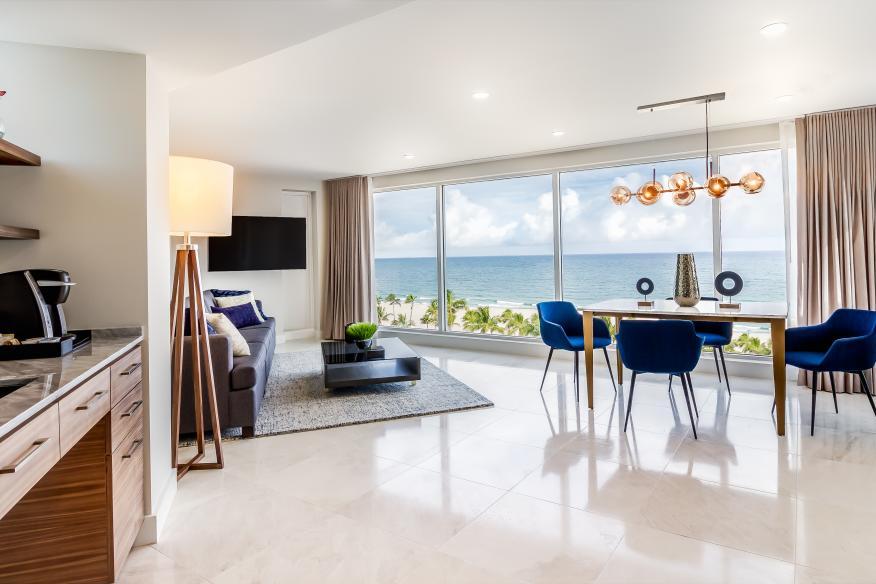 B Ocean Resort, Room Type
