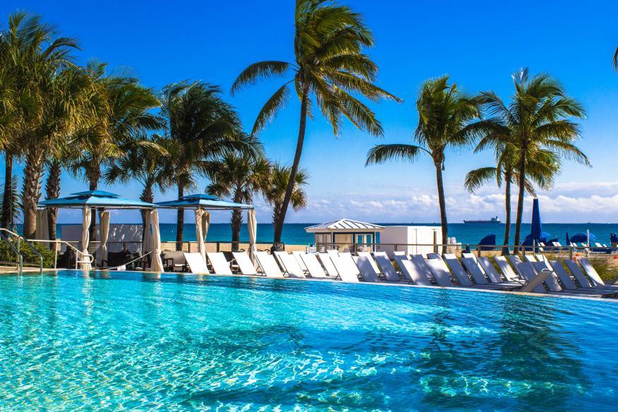 B Ocean Resort, Beach Pool
