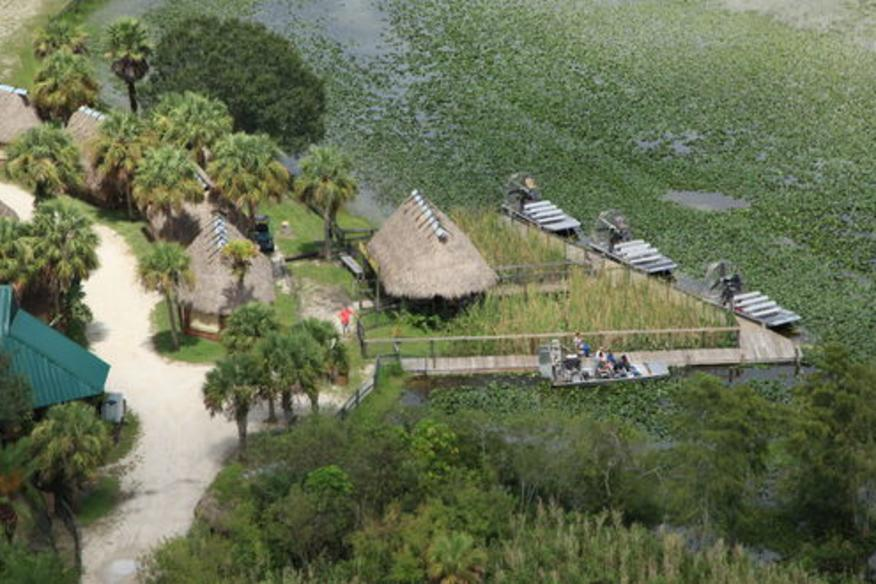 Airboat trail