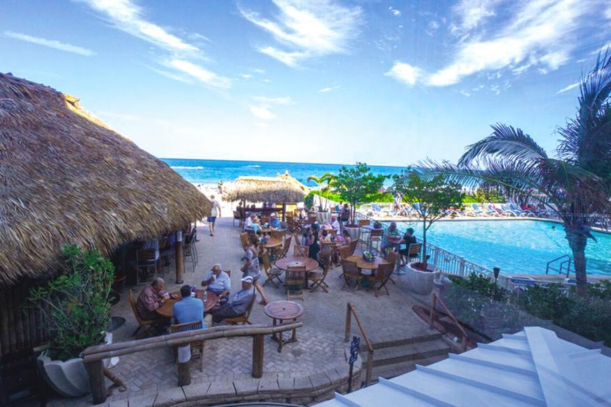BAMBOO BEACH TIKI BAR & CAFE