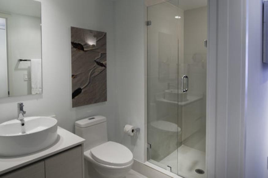 Bathroom/ Superior room