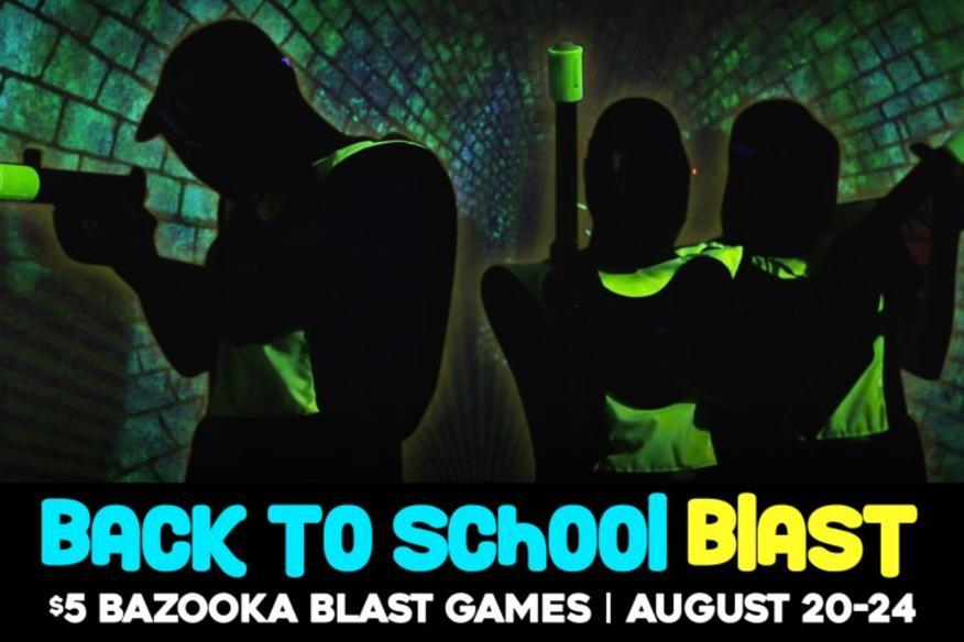 Back to School Blast