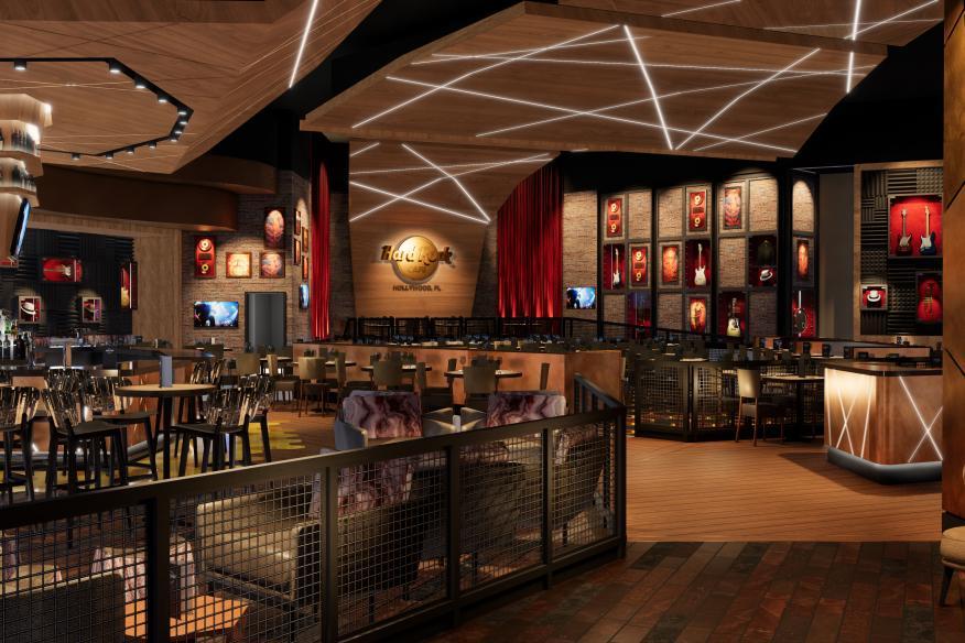 New Hard Rock Cafe