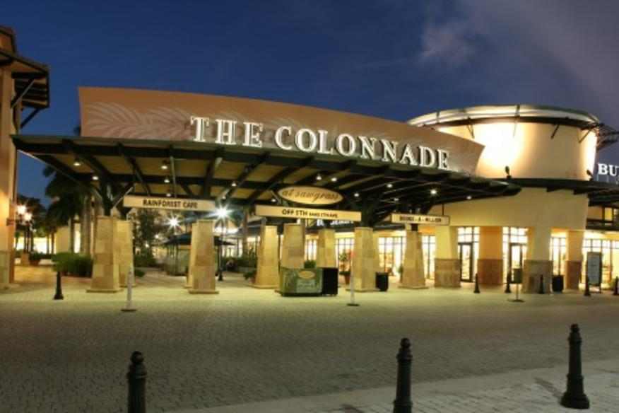 COLONNADE OUTLETS