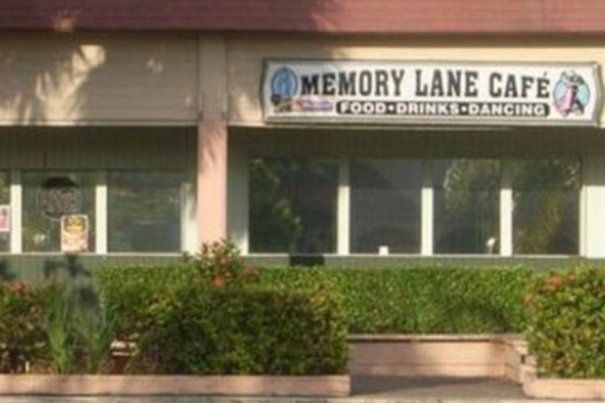 MEMORY LANE CAFE