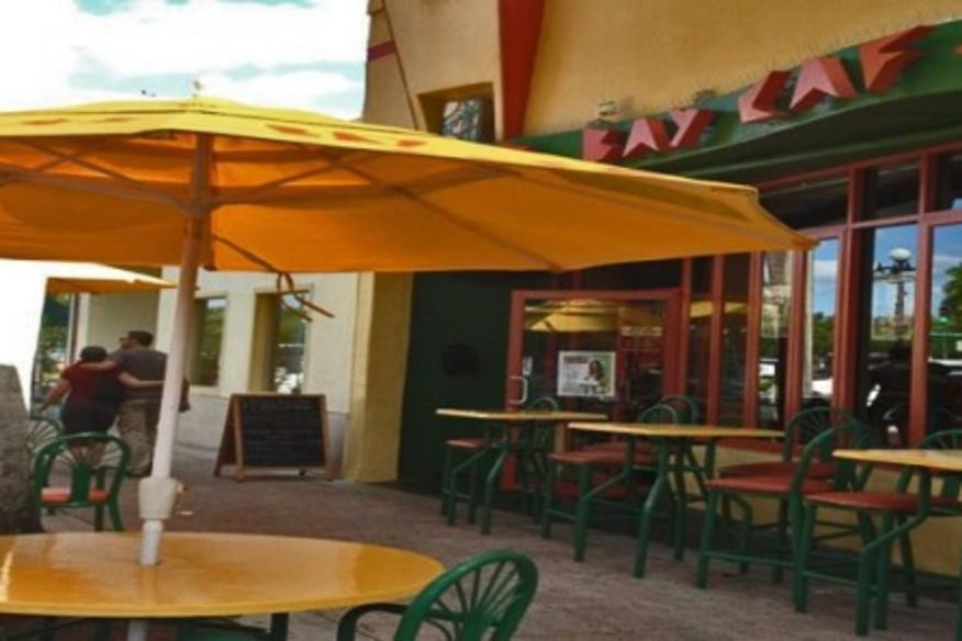GINGER BAY CAFE