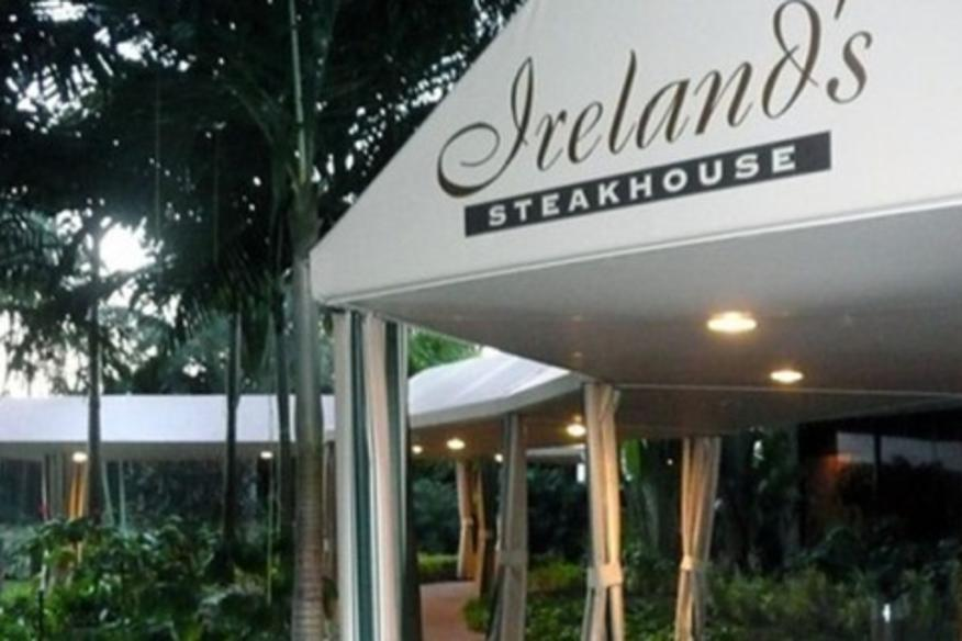 IRELAND'S STEAKHOUSE (BONAVENTURE RESORT)