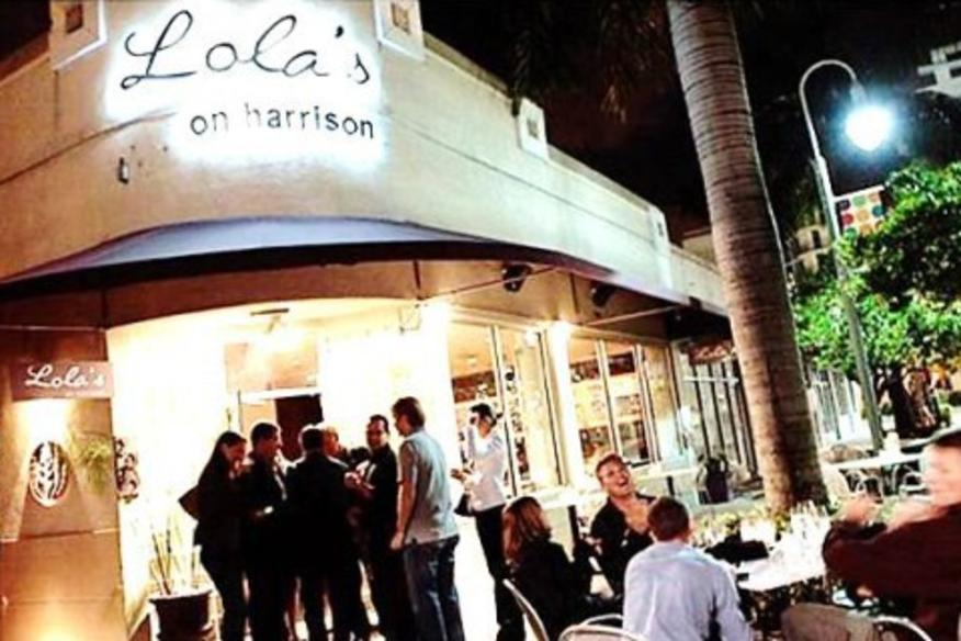 LOLA'S ON HARRISON