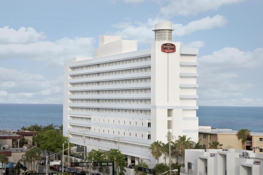 Residence Inn Pompano Beach/Oceanfront