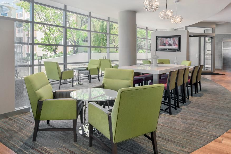 Guest Reception seating