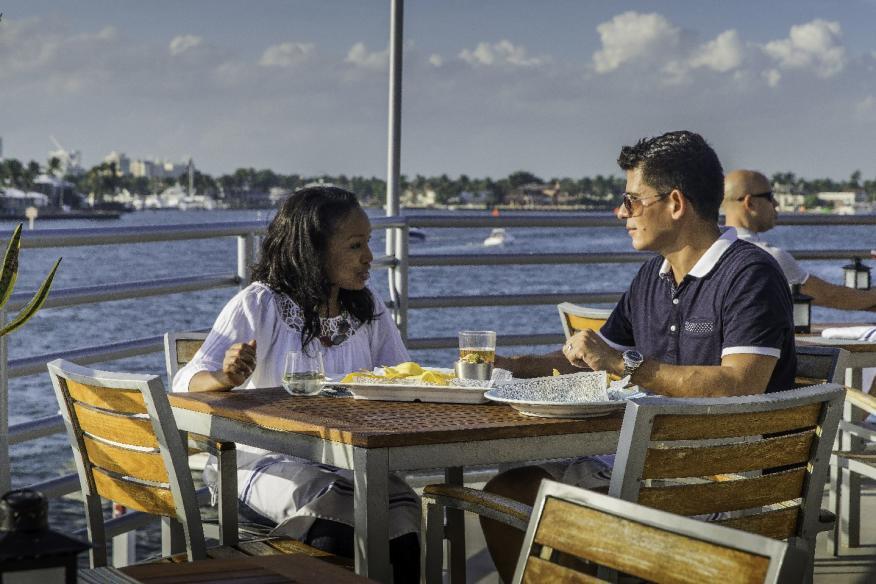Pelican Landing Waterfront Dining